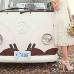 Yellow and Grey Picnic Wedding Shoot Featured on Style Me Pretty!