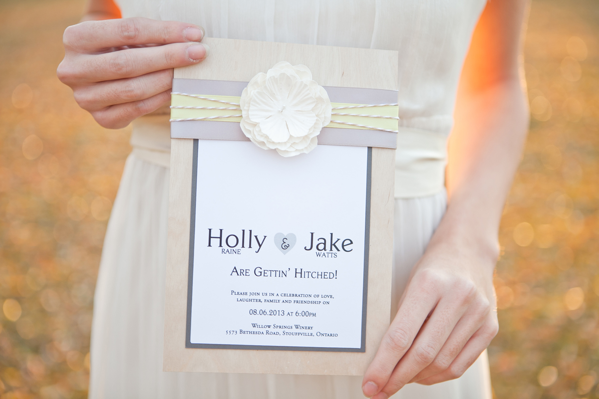 Yellow and Grey Picnic Wedding Shoot Featured on Style Me Pretty ...