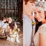 Cambium Farms | Bohemian Style Wedding | Style Me Pretty