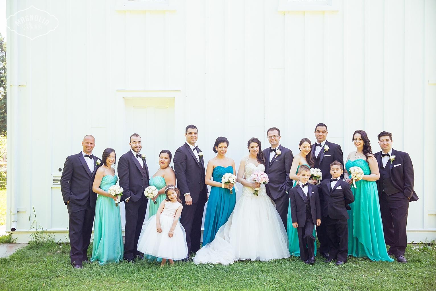 Black Creek Pioneer Village Wedding Toronto