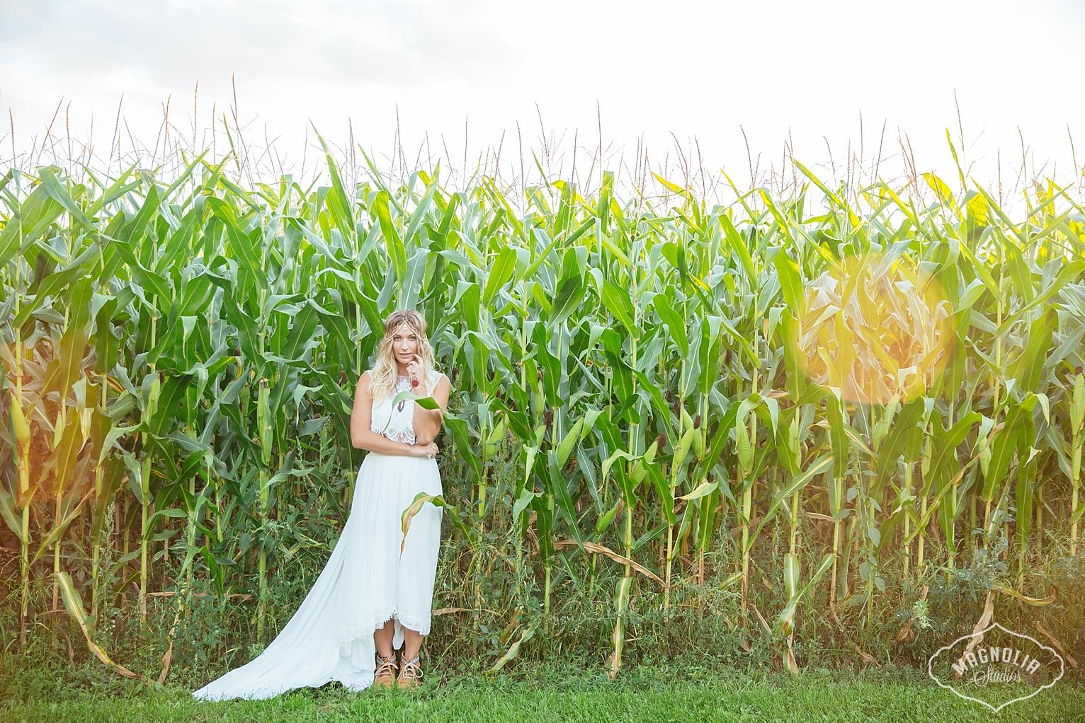 festival style bride