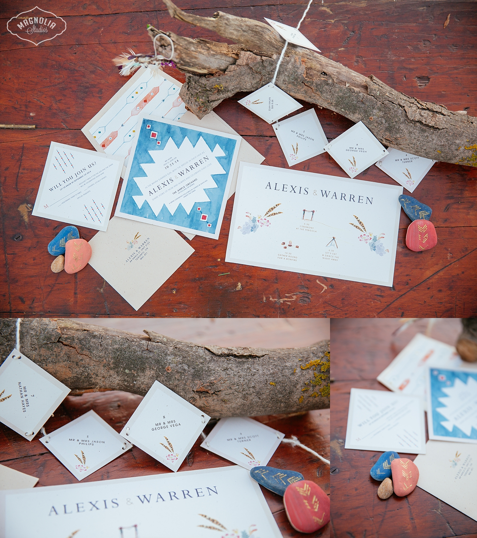 bohemian wedding inspiration toronto