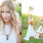Bohemian Wedding Festival Style Shoot Toronto