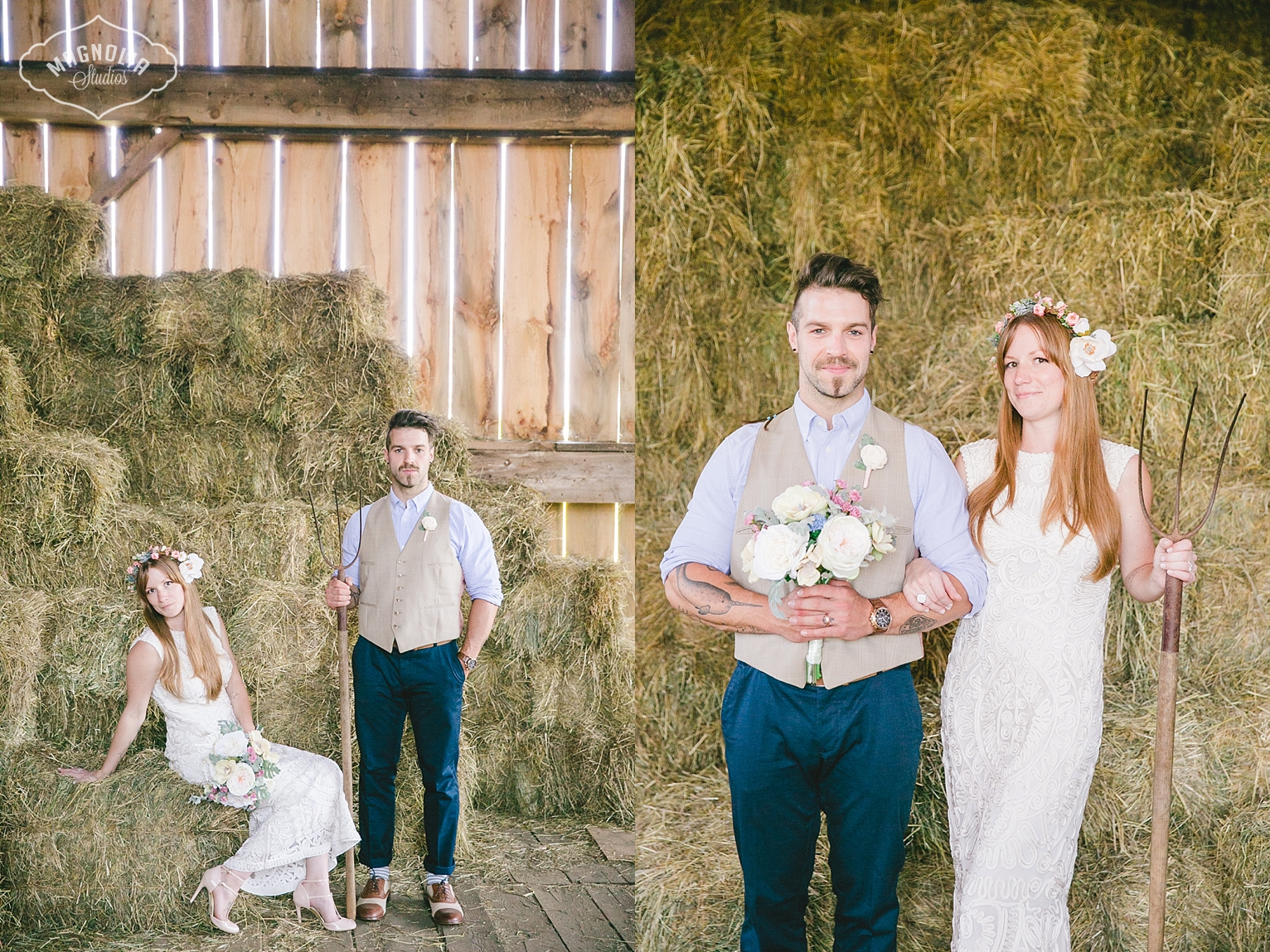 weddings in a barn toronto