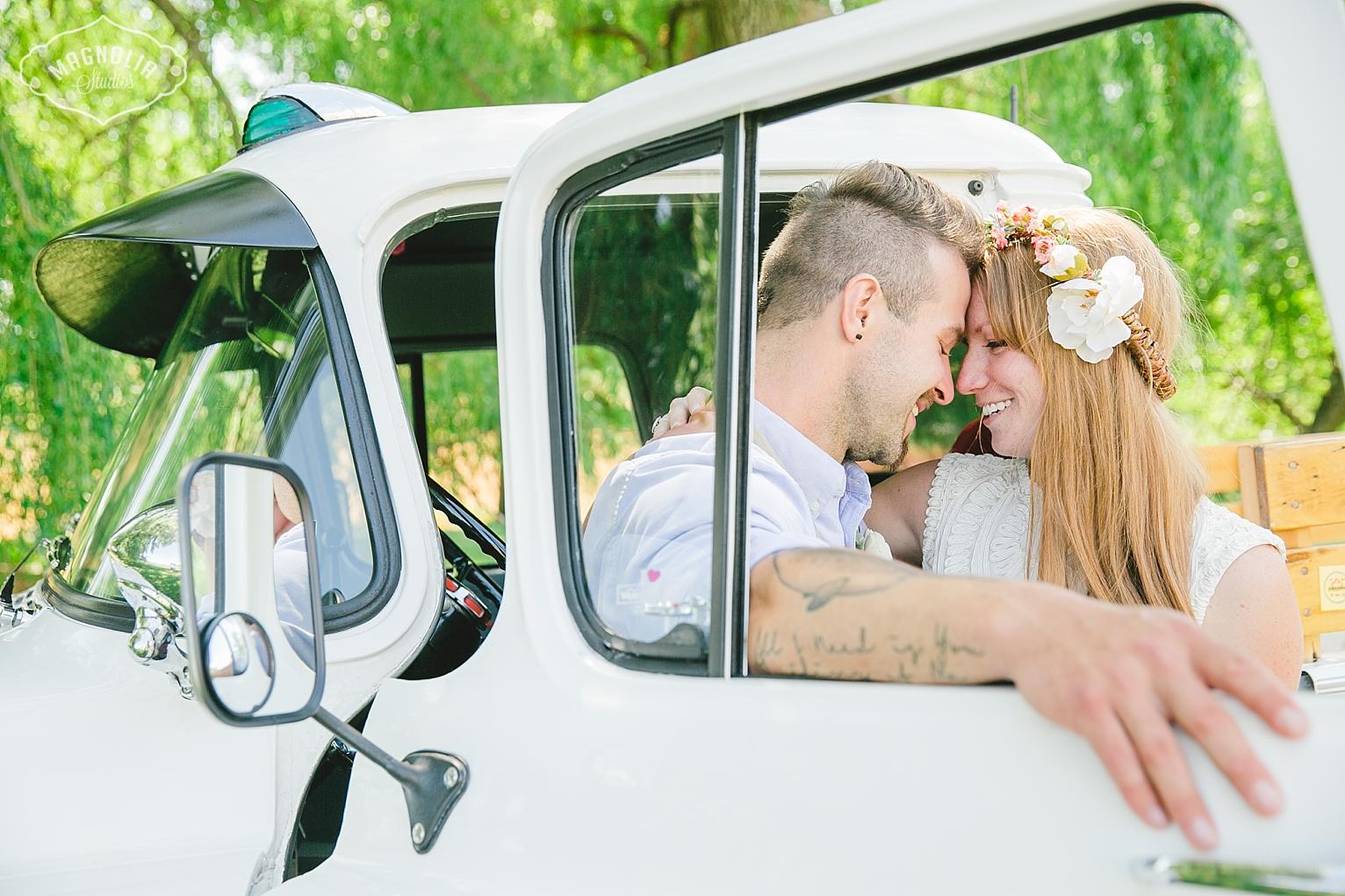 Toronto bohemian wedding photographer
