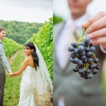 Cave Springs Winery Wedding Niagara | Chris & Melissa