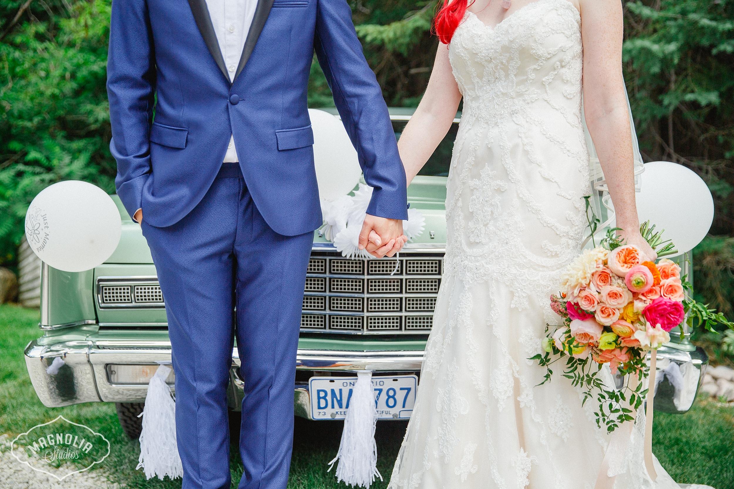 bohemian indie wedding