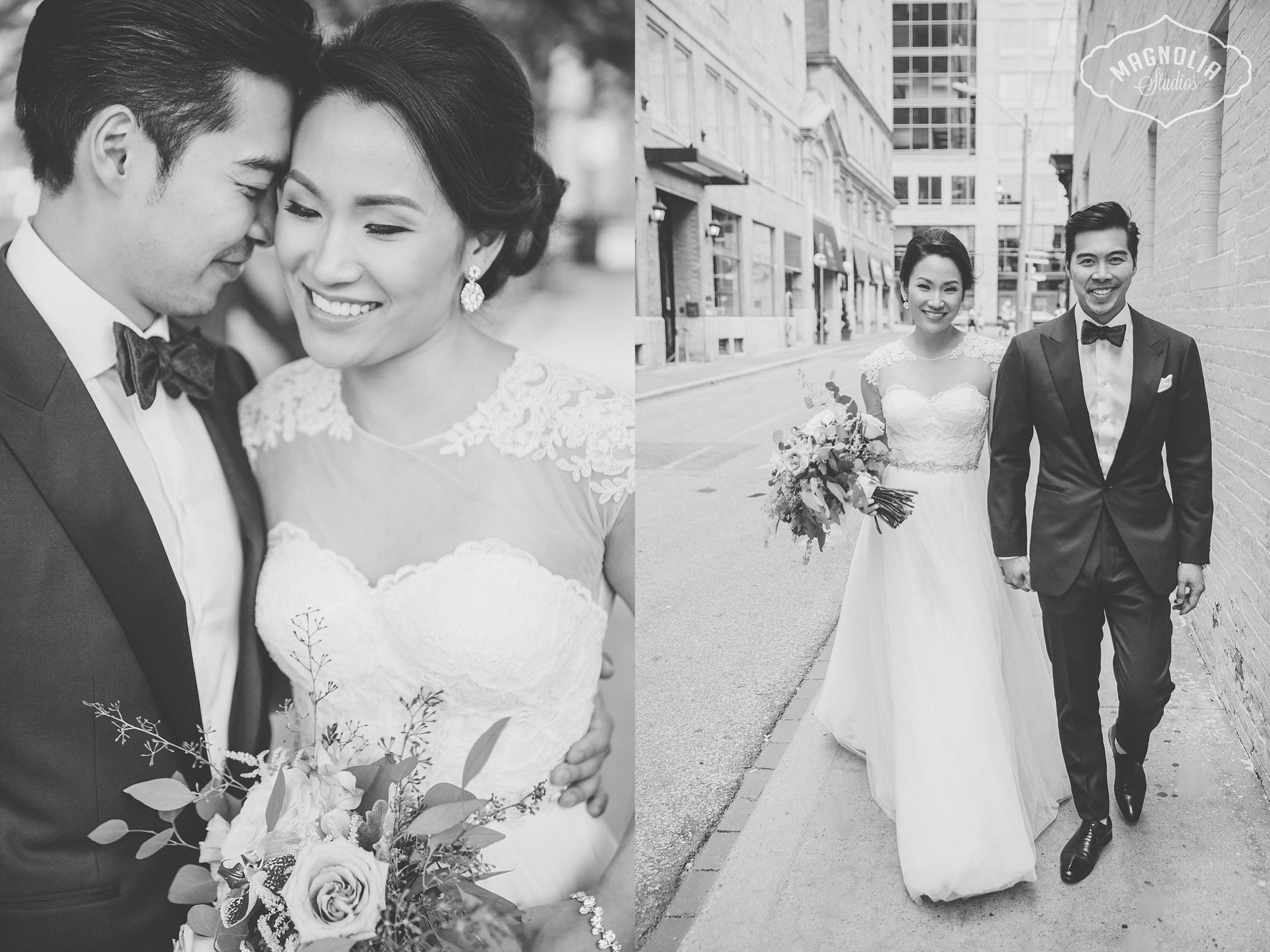 Downtown Toronto Wedding Photography