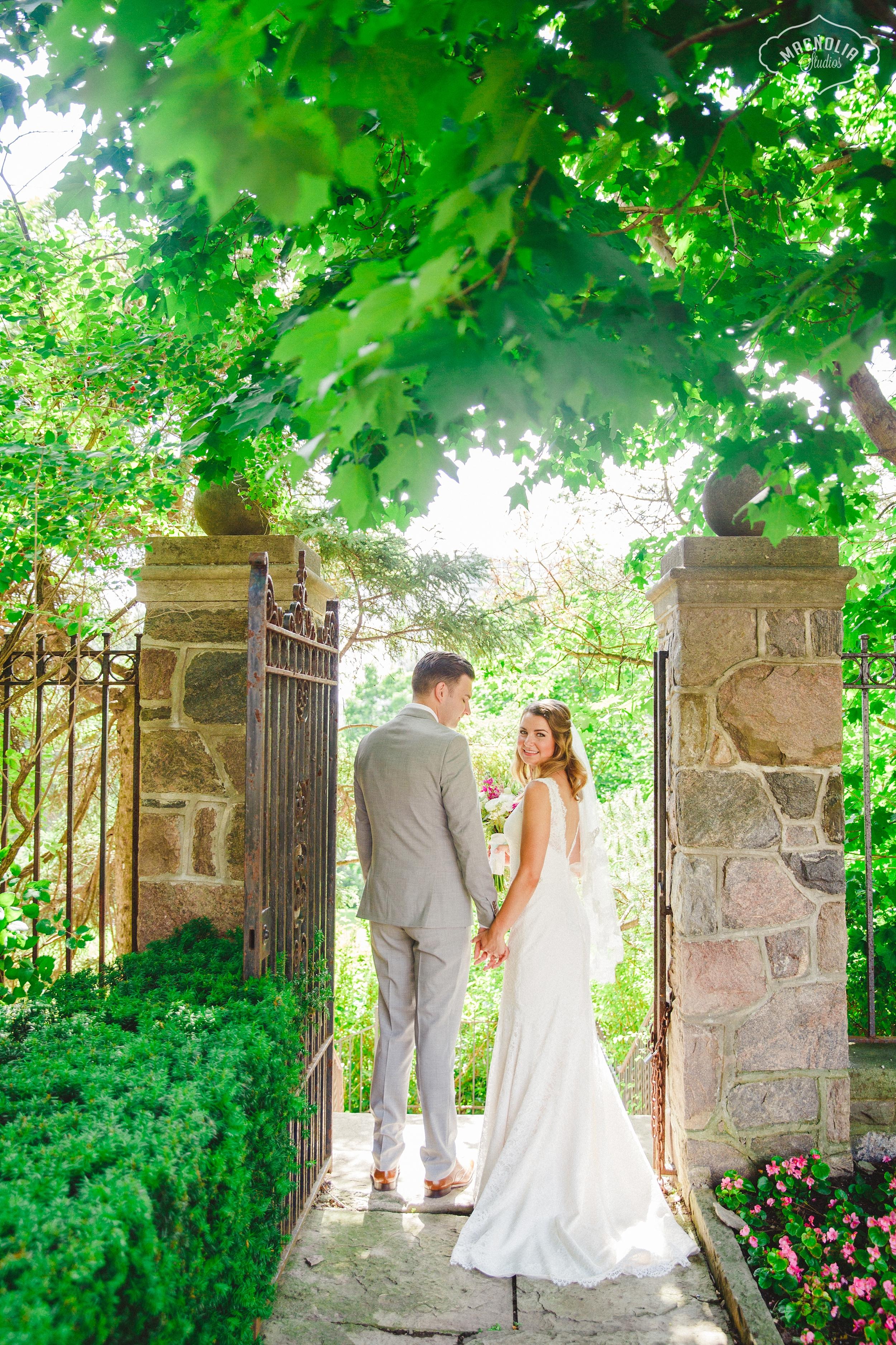 Whimsical and Colourful Graydon Hall Wedding
