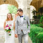 Colourful Vintage Graydon Hall Wedding Toronto