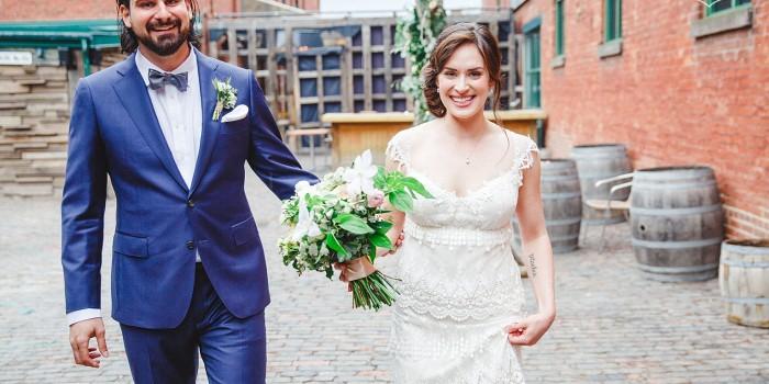 Archeo Wedding Toronto