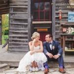 Beautiful Belcroft Estates Wedding