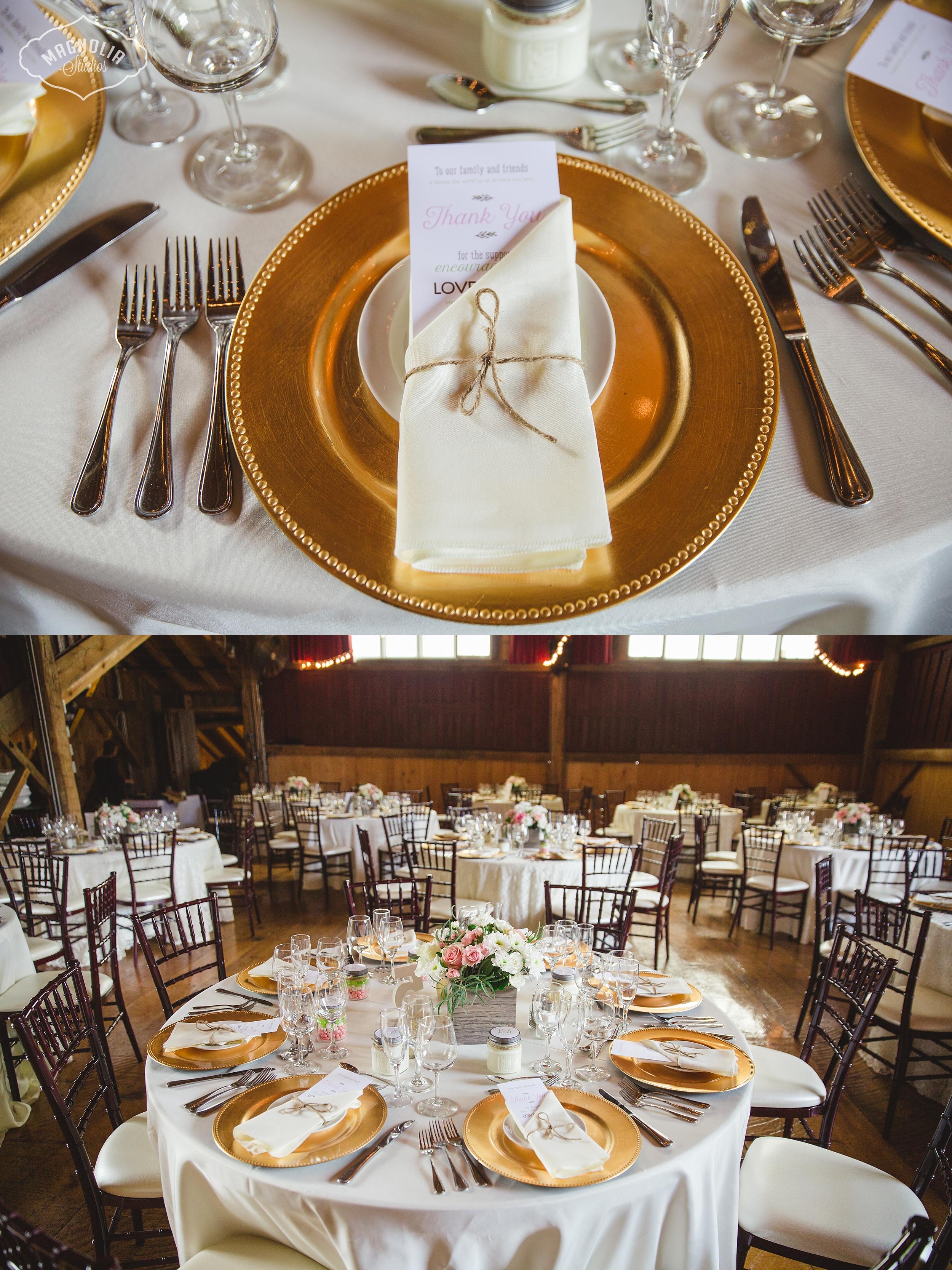 Weddings in a Barn Toronto
