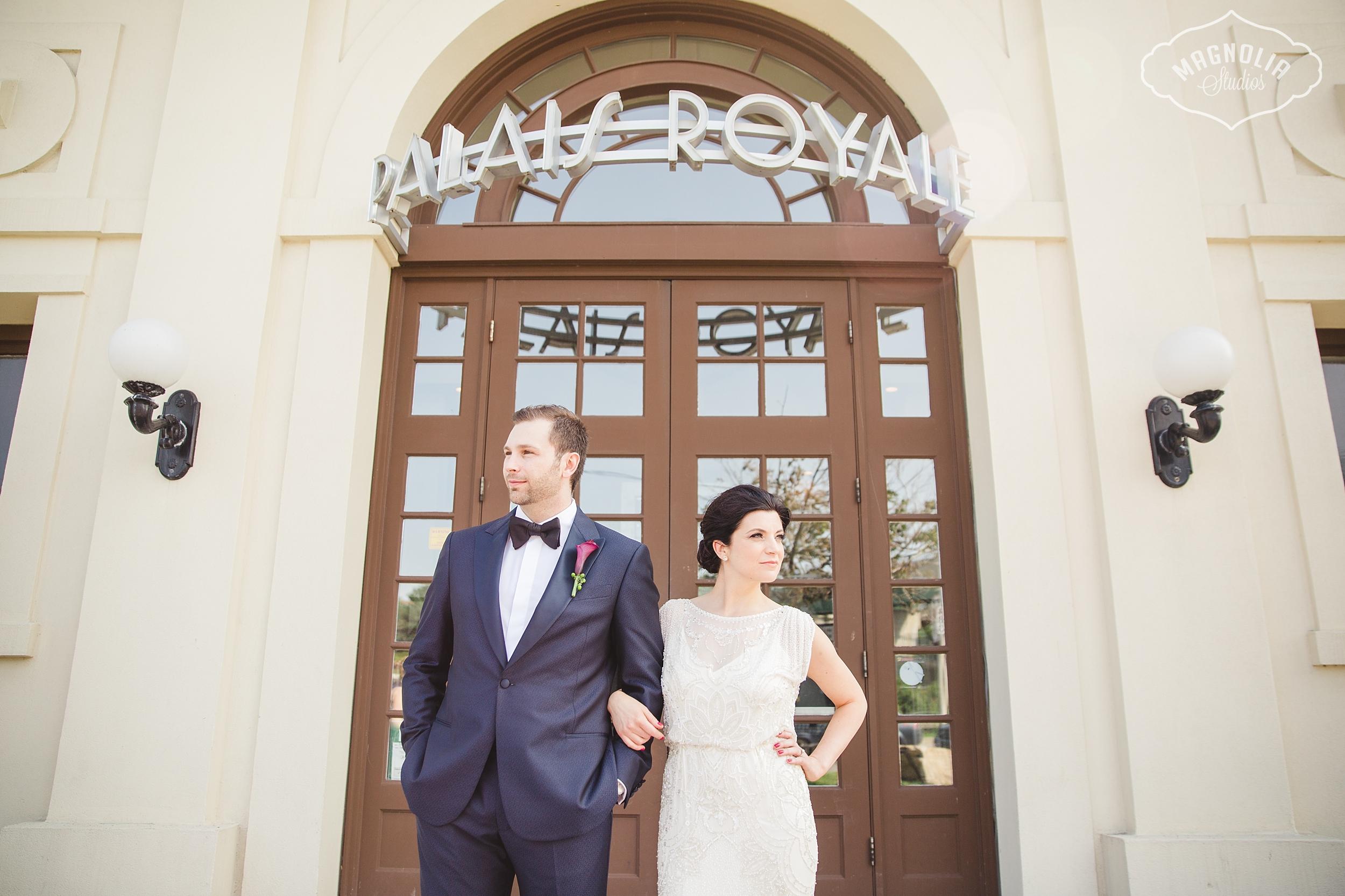 Palais Royale Wedding Toronto