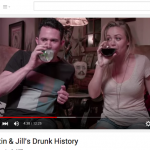 Hilarious Drunk History Wedding Video