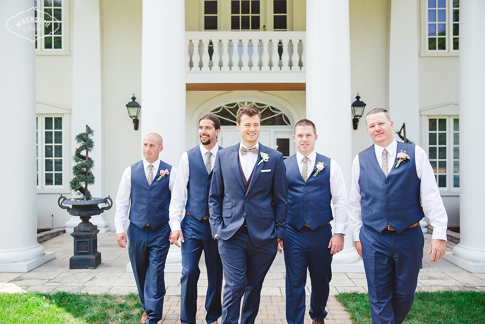Riverbend Inn Wedding