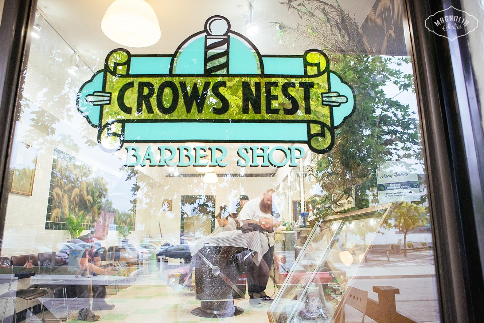 Crowsnest Barbershop