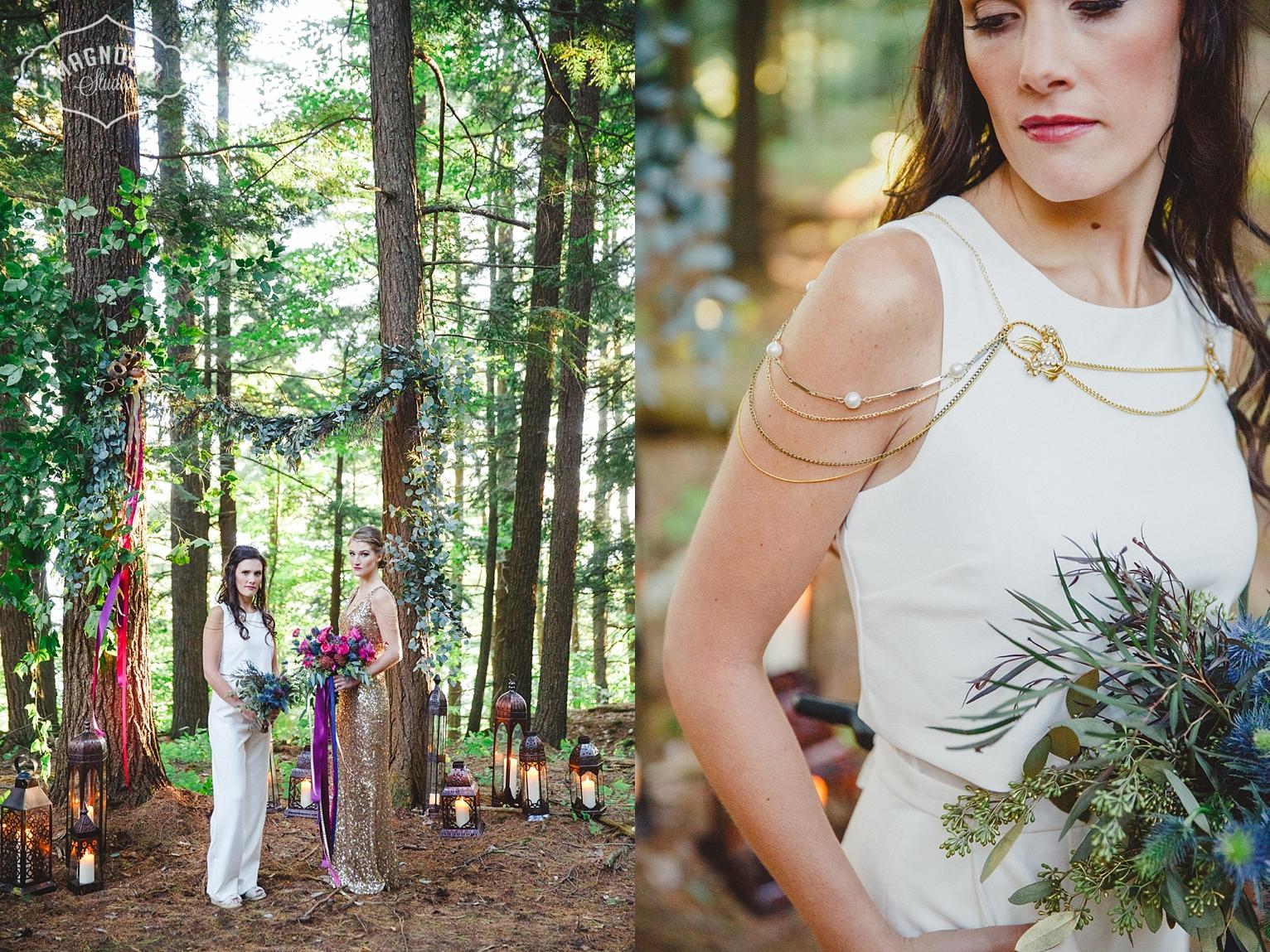 Hattitude Jewels wedding jewelry body chains