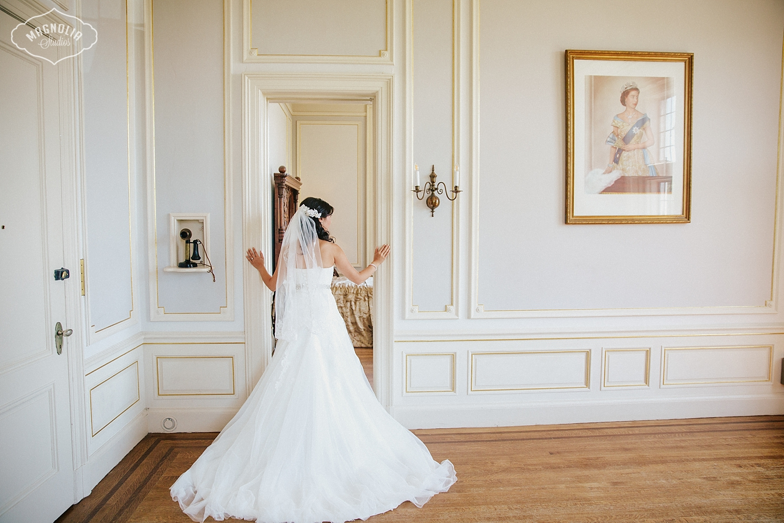 Casa Loma Bridal Suite