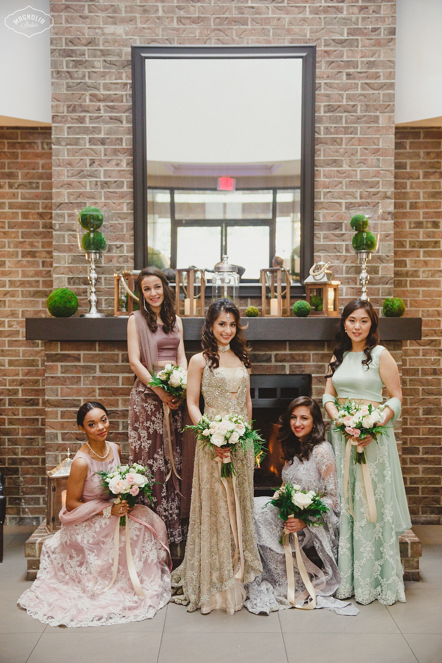 wedding photography at the Manor