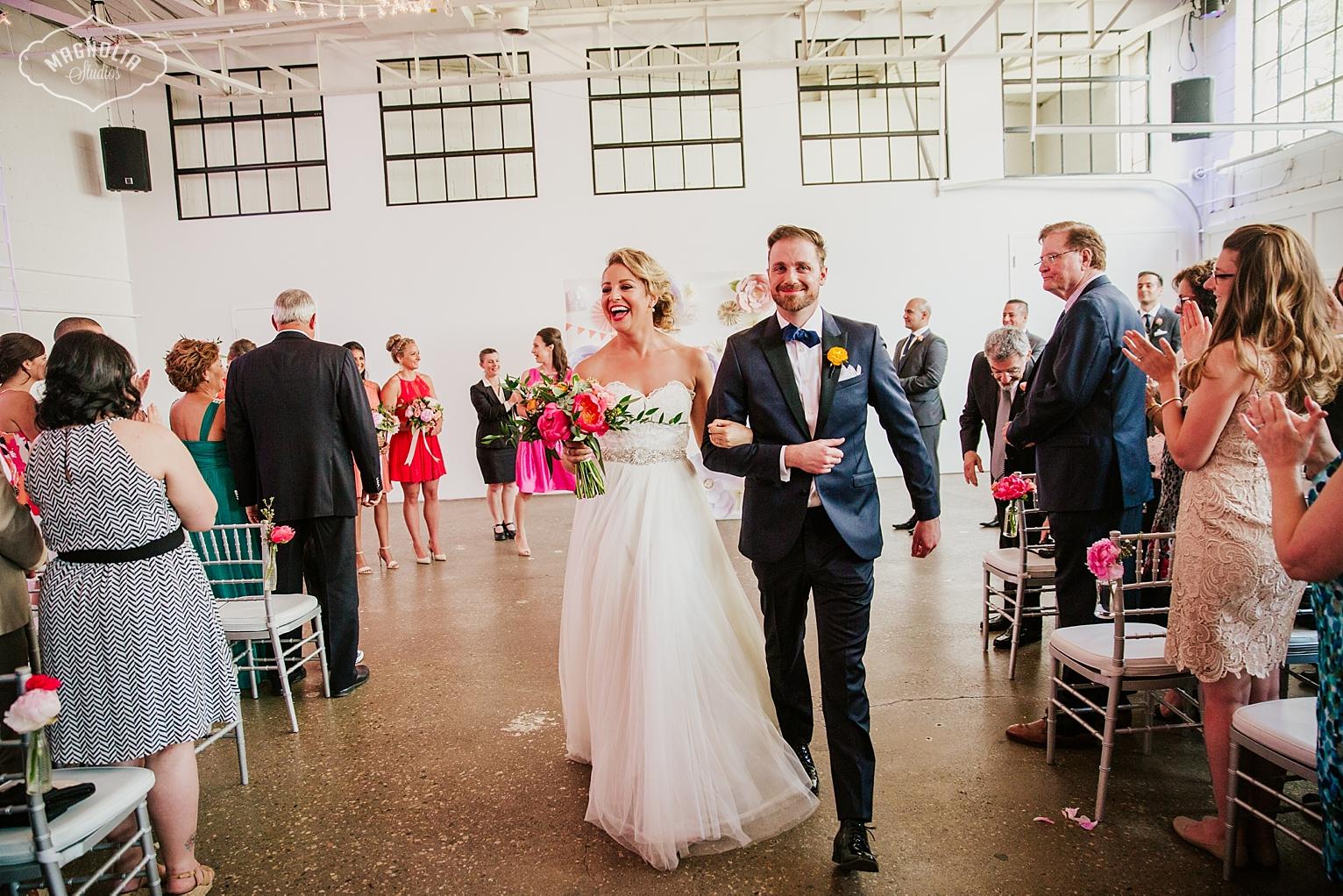 Airship 37 wedding