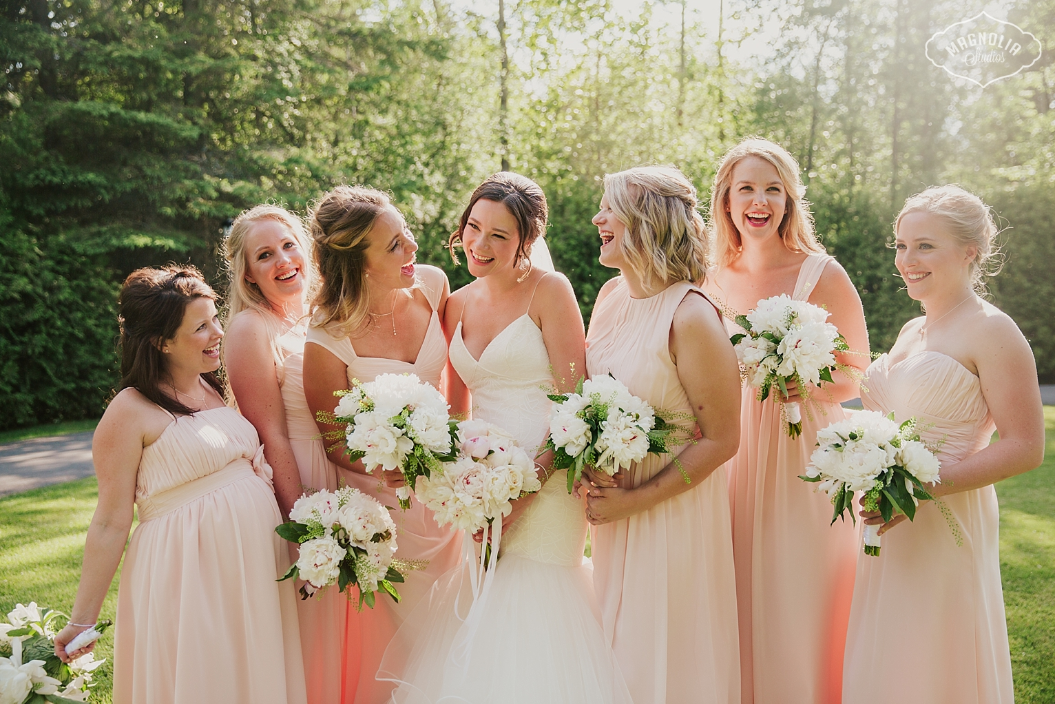 bridesmaids style
