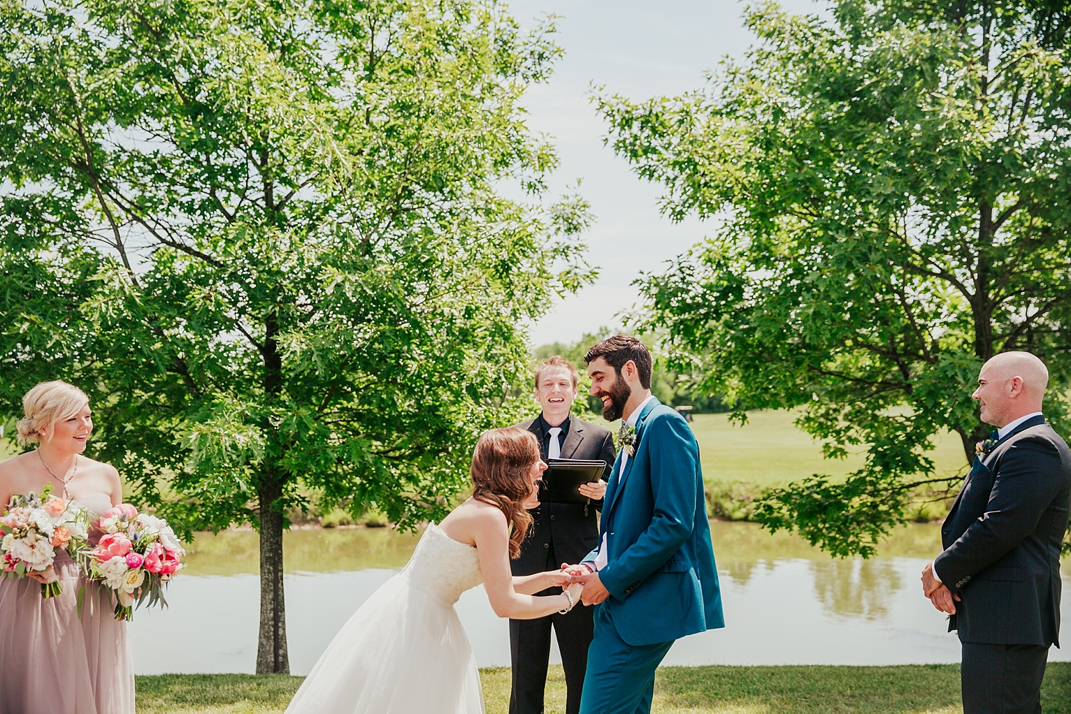 funny officiant Toronto