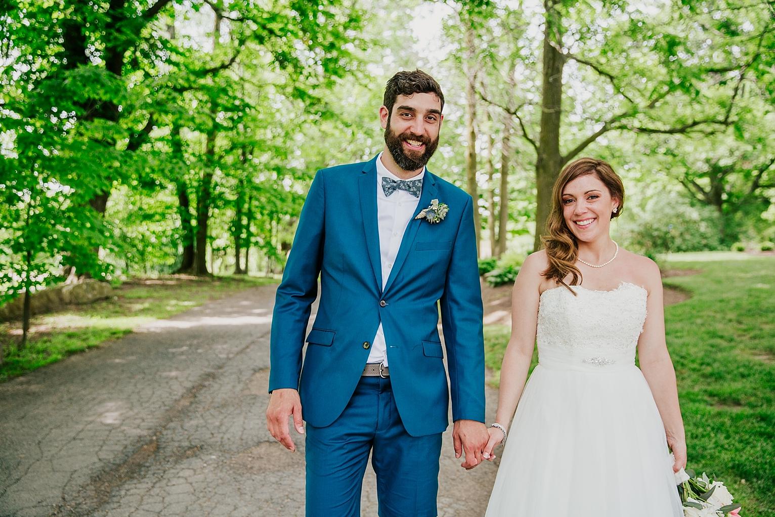 Wedding at Knollwood Golf Course