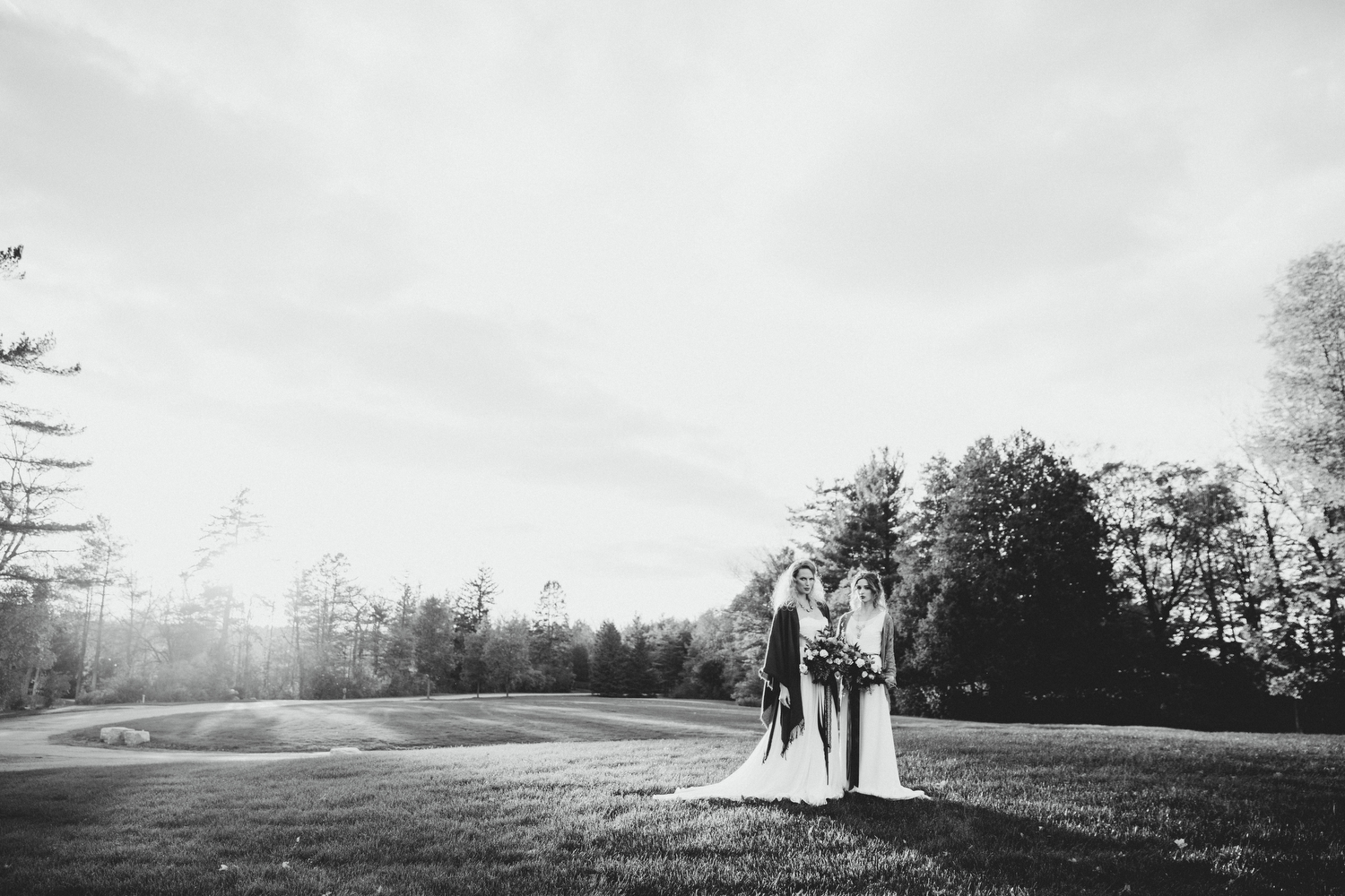 wedding photos at langdon hall