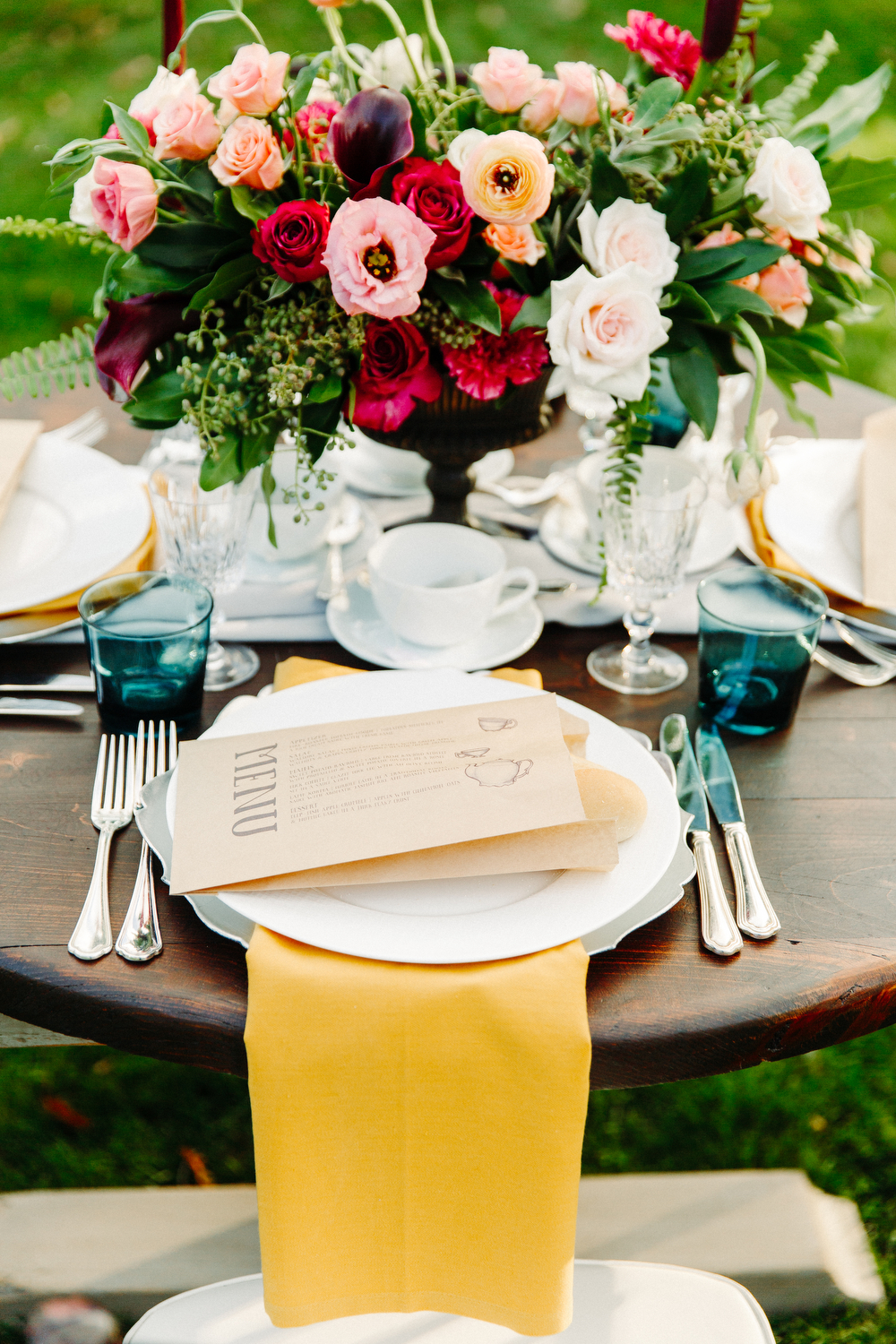 langdon hall wedding decor
