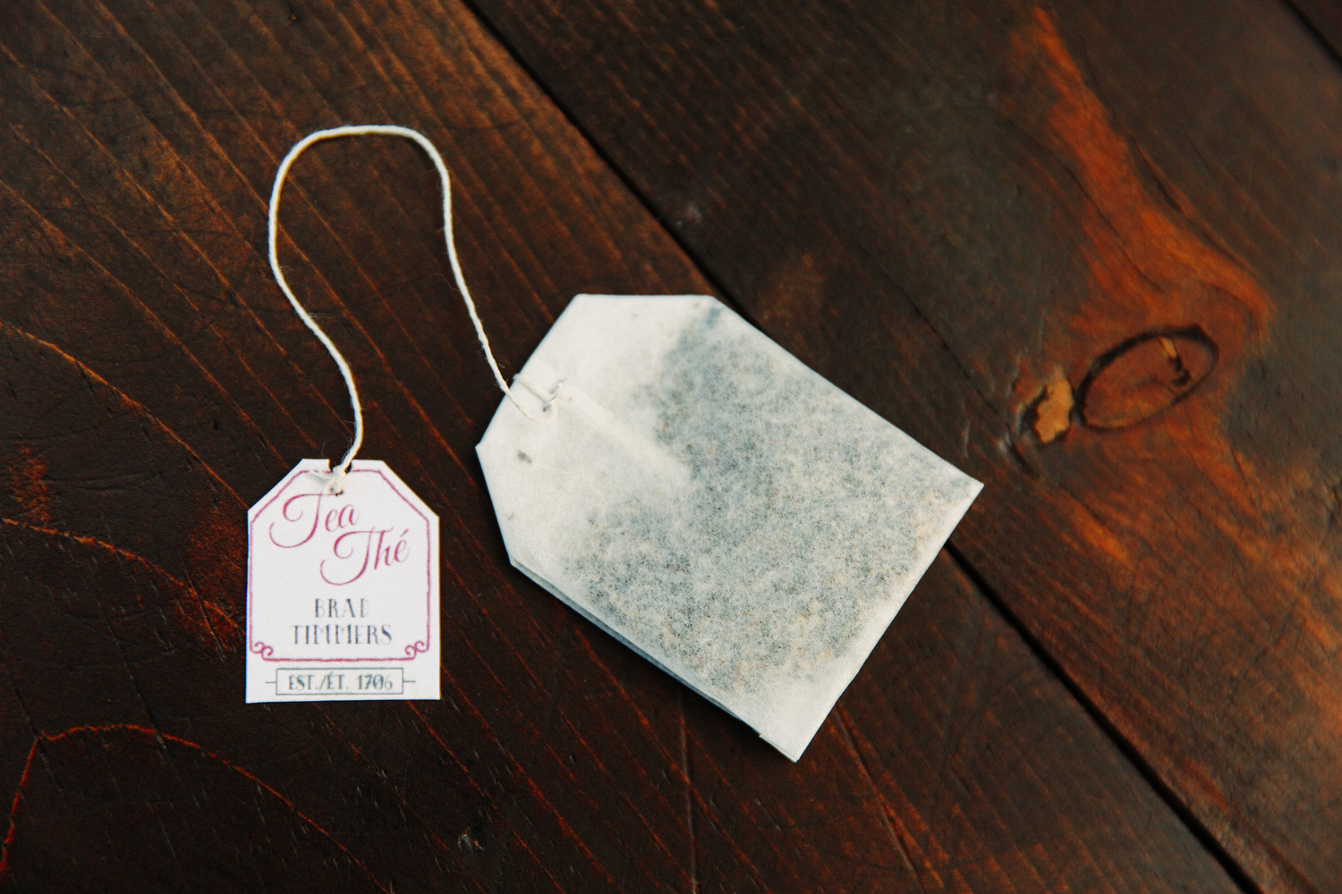 creative name tags weddings