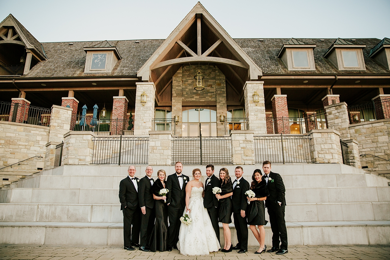 wedding at eagles nest