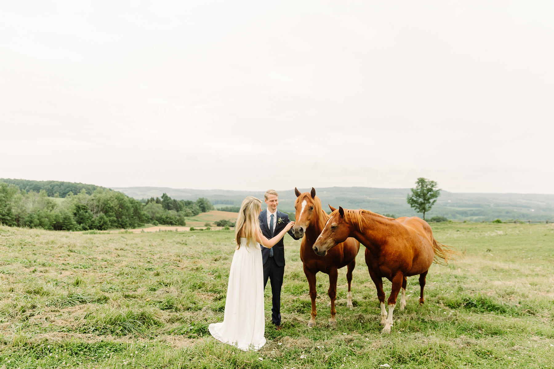 rustic boho toronto wedding photographer