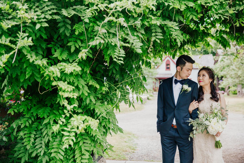 bohemian wedding photography at spadina house toronto