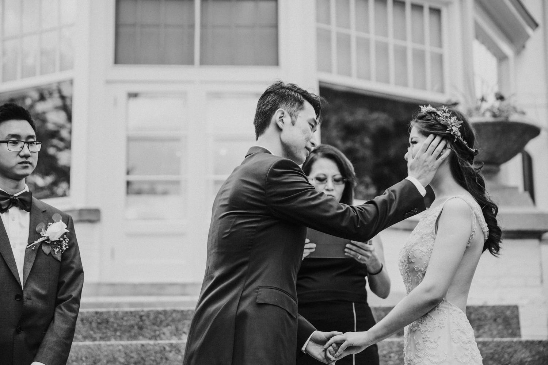 spadina house wedding photography