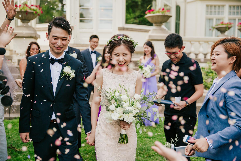 confetti wedding photography toronto