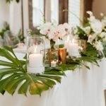 Modern Tropical Wedding 99 Sudbury Toronto