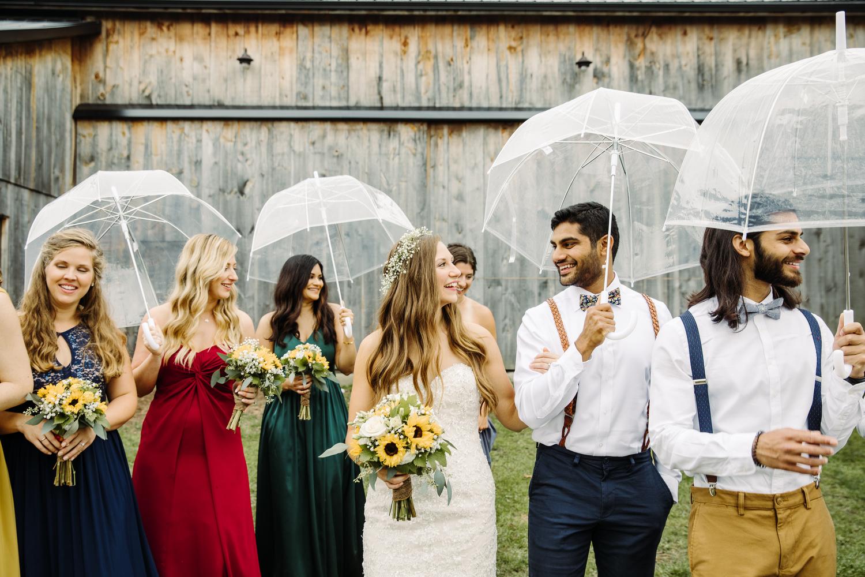 bohemian rustic barn wedding toronto