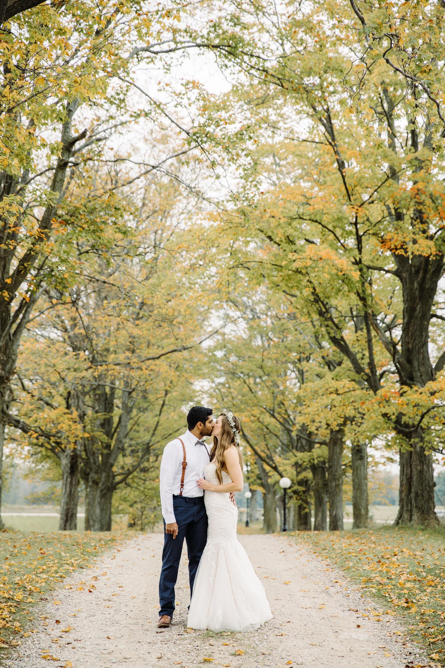 boho barn wedding photography