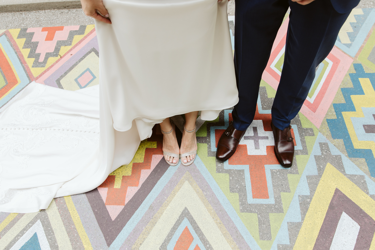 Carpet Factory wedding photography by Magnolia Studios Toronto