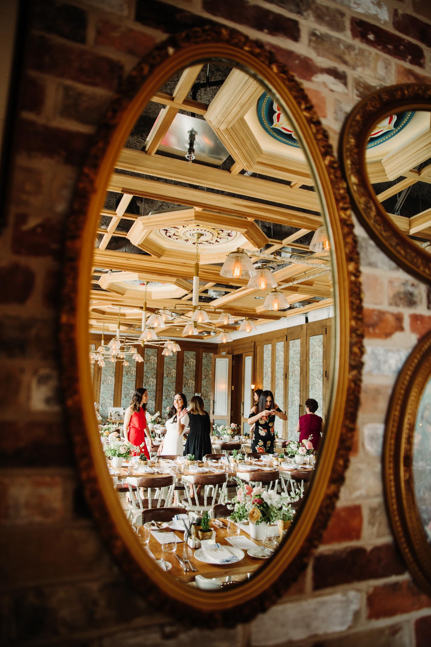 clunys bistro toronto wedding