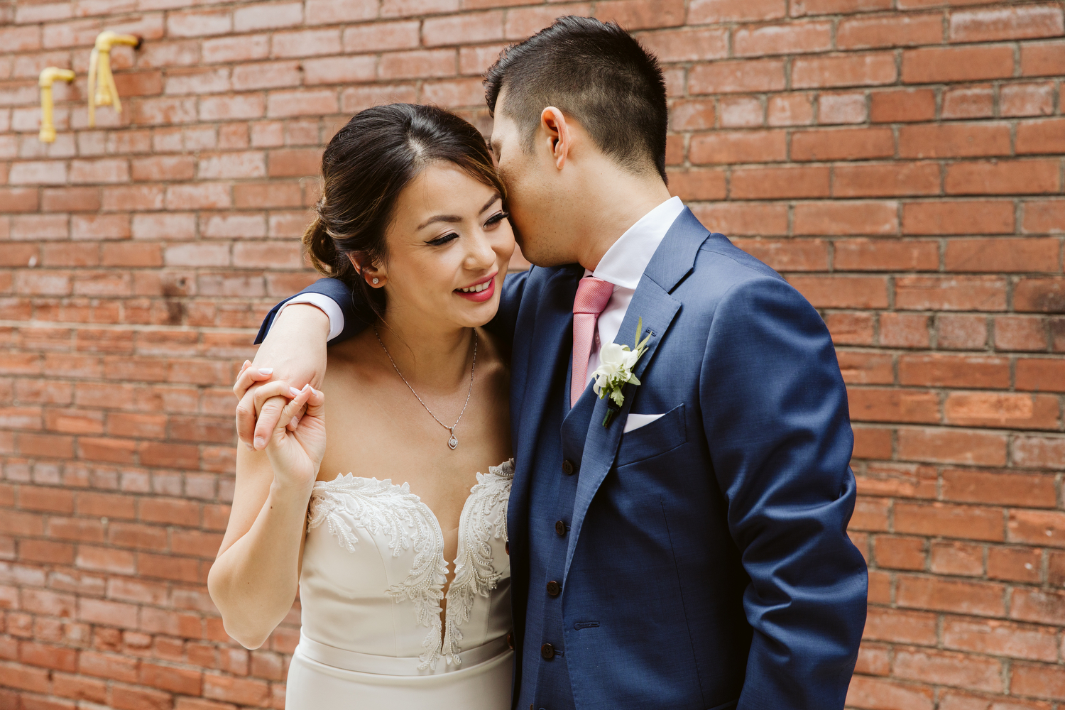 cool modern wedding photography by Magnolia Studios Toronto