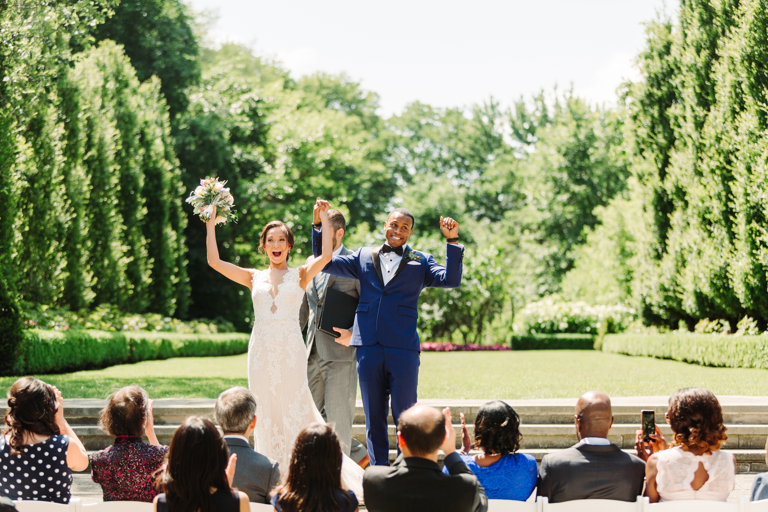 stylish wedding at graydon hall