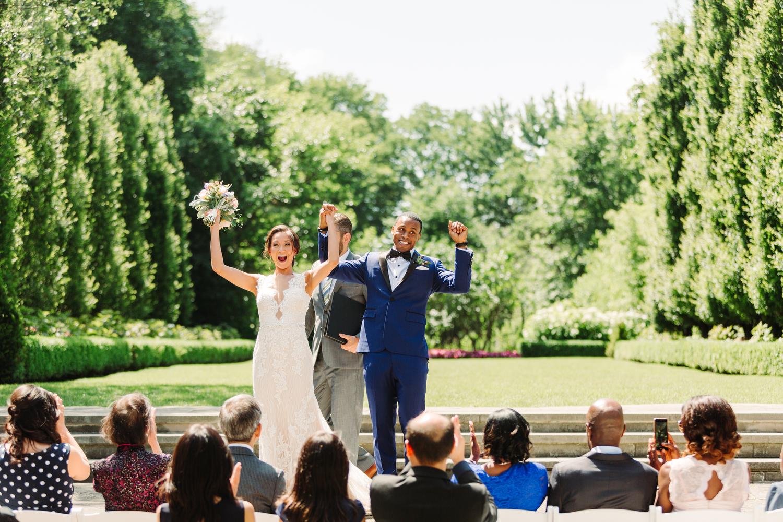 stylish wedding at graydon hall