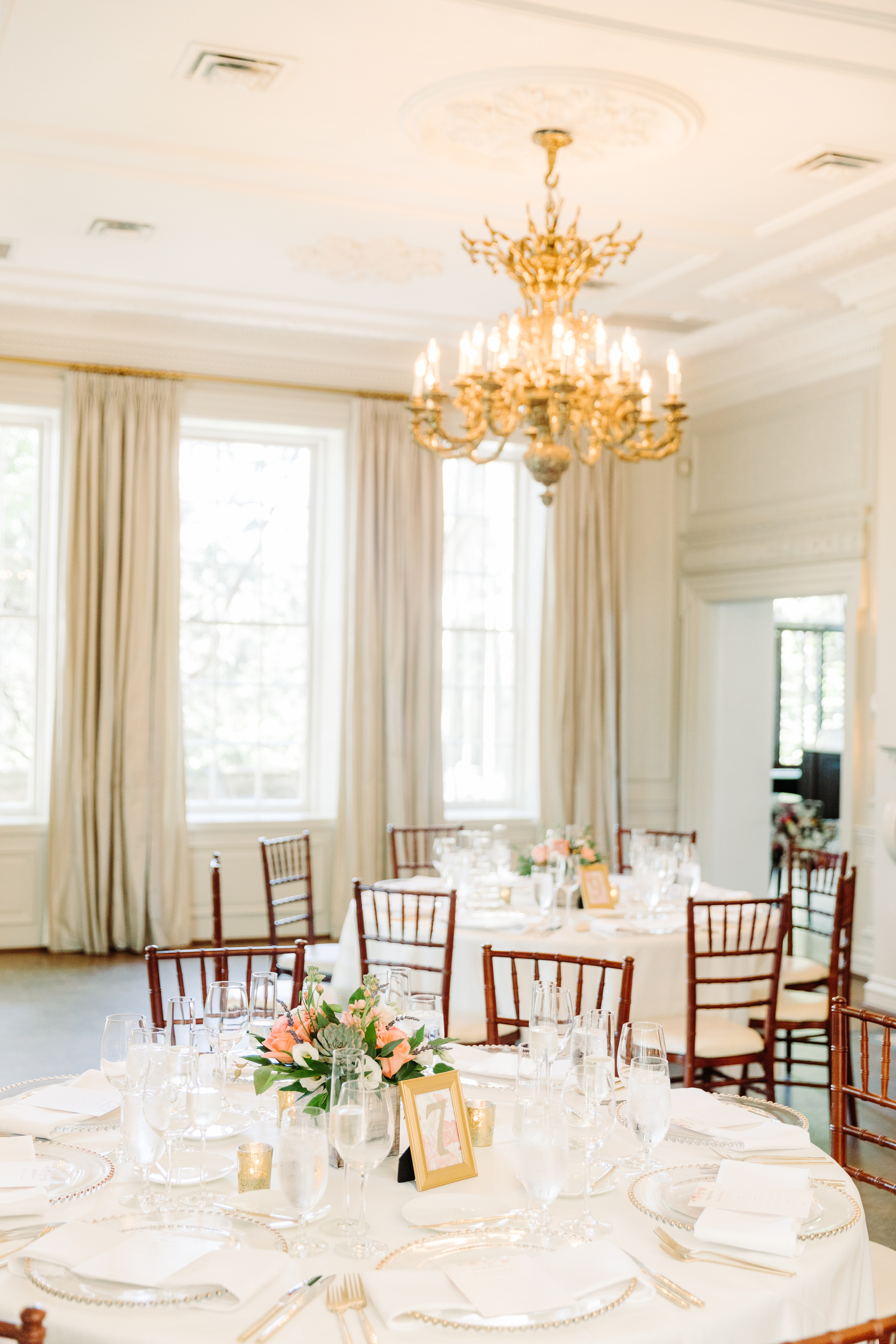 graydon hall reception