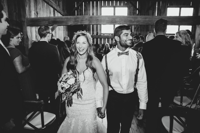 stoneacre farm rustic barn wedding
