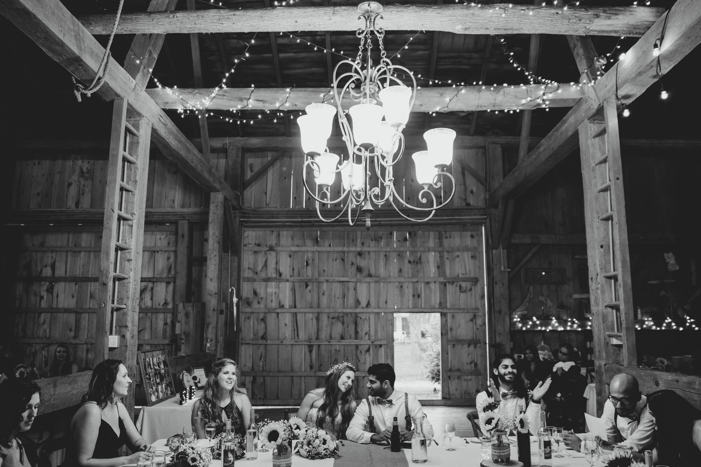 barn wedding photography by magnolia studios