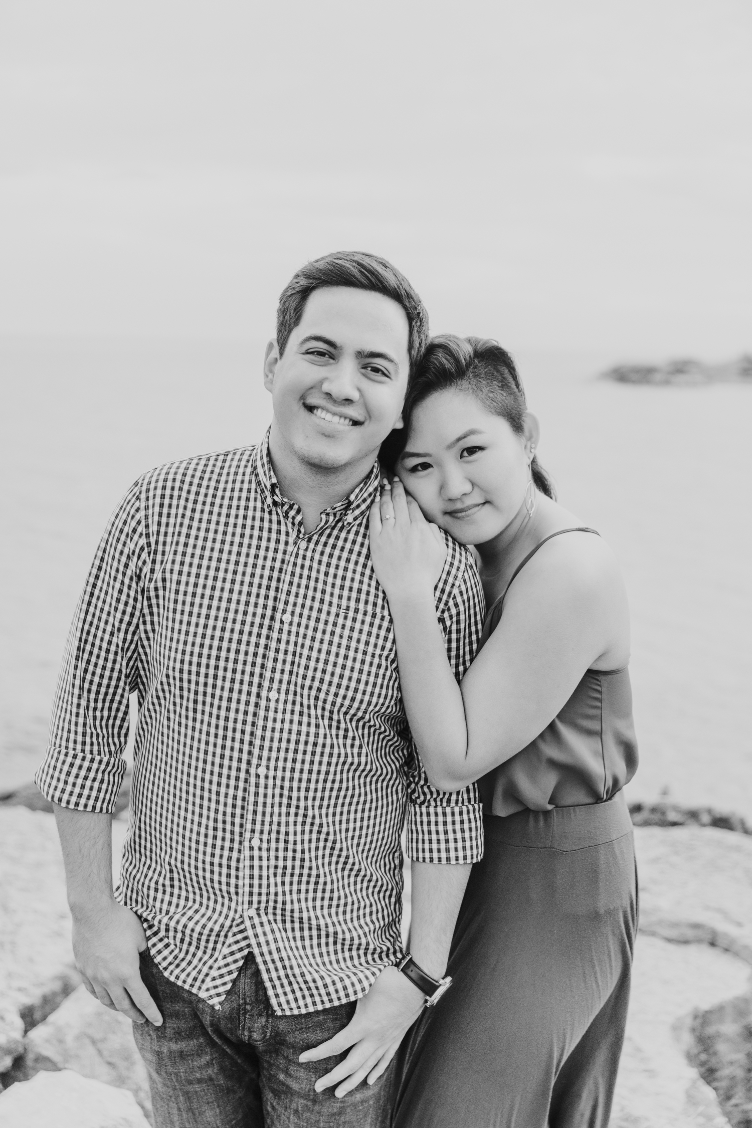 magnolia studios engagement photography