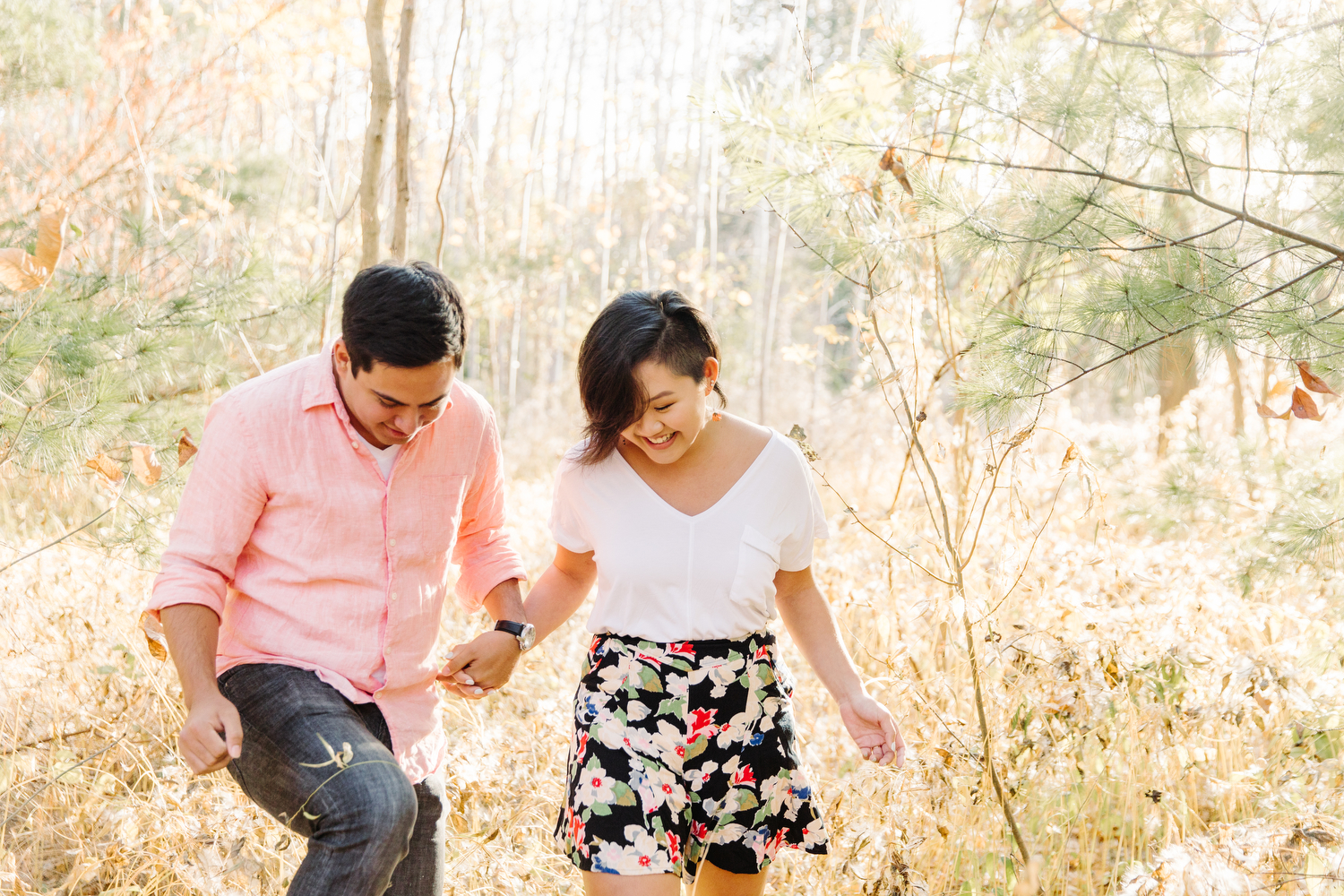 creative engagement photography toronto