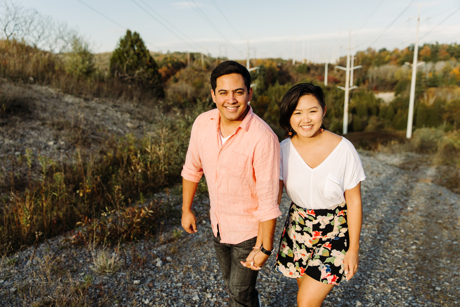 creative engagement photography magnolia studios